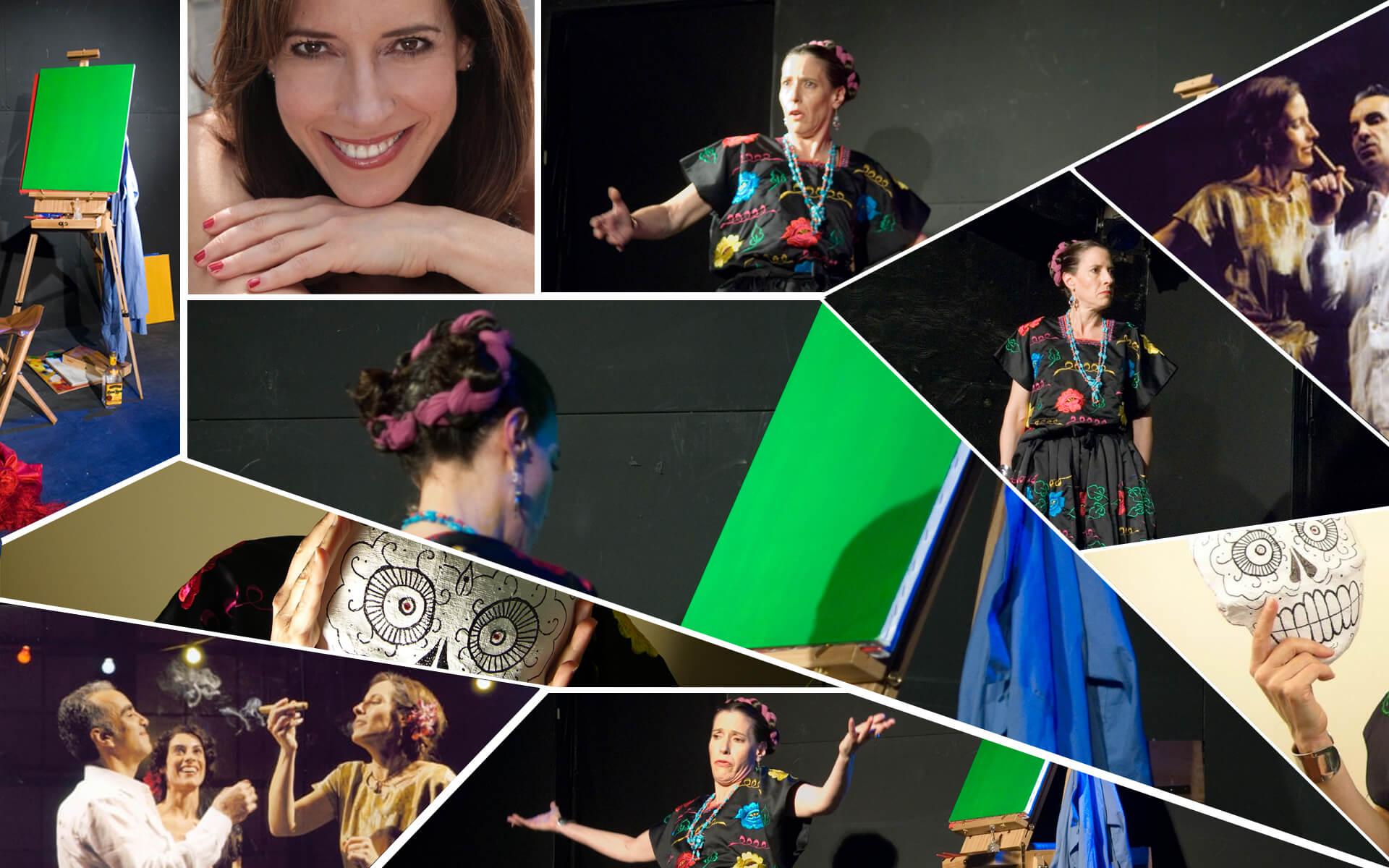 Marian Licha On Stage