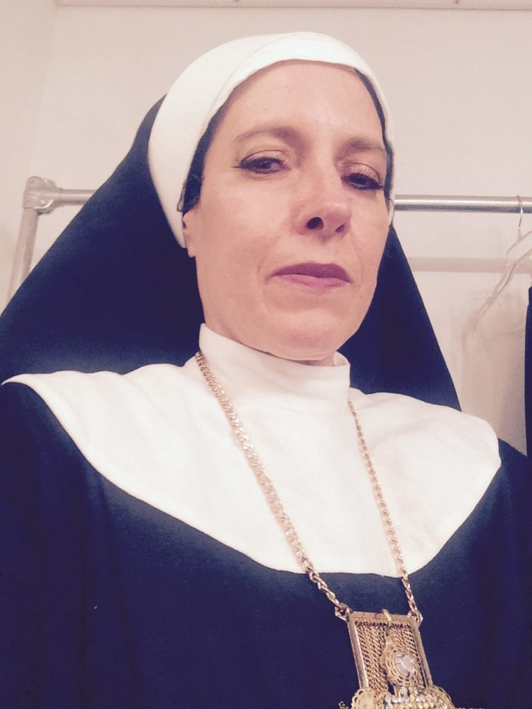 As Nun in Destiny Of Desire